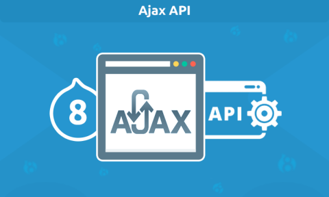 Ajax API  Creating a custom Ajax command in Drupal 8