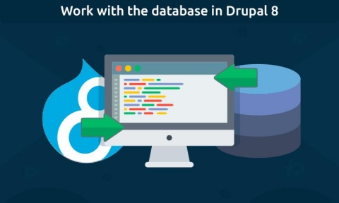 Work with the database in Drupal 8 | DrupalOutsourcing